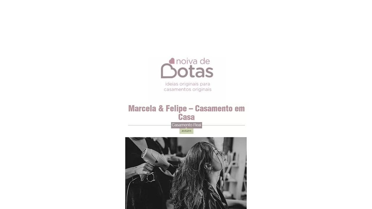 marcela e Felipe